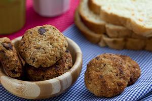 Receita de Cookies de Pão