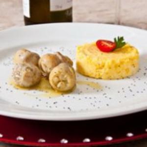 Receita de Alcachofra Grelhada ao Molho Pesto
