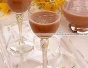 Amarula caseira com Cobertura de Chocolate