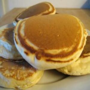 Receita de American Pancakes