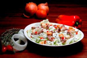 Receita de American Salad