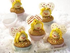 Receita de Angel Cupcakes - Lucia - Almanaque Culinário