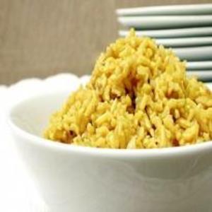 Receita de Arroz de Curry