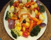 Bacalhau com Legumes do Edu Guedes