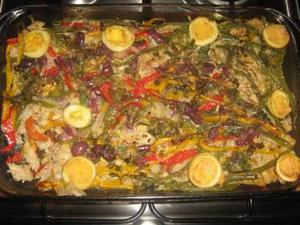 Receita de Bacalhoada vegetariana