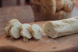 Receita de Baguete Caseira