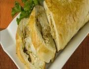 Baguete de Frango com Requeijão Cremoso