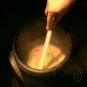 Receita de Bambá de couve do Globo Rural