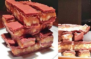 Receita de Barrinha de Chocolate Caseira