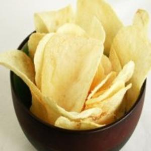 Receita de Batata Chips