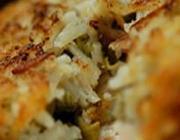 Batata Vegetariana Assada