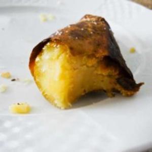 Receita de Batatas-doces assadas