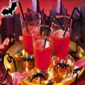 Receita de Bebida de Sangue