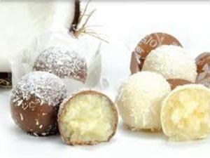 Receita de Beijinho Diet Coberto com Chocolate
