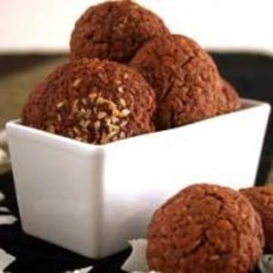 Receita de Biscoitinhos de Coco e Achocolatado