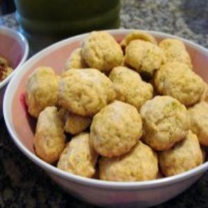 Receita de Biscoitinhos de Limão
