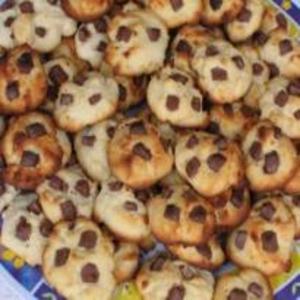 Receita de Biscoitinhos saborosos