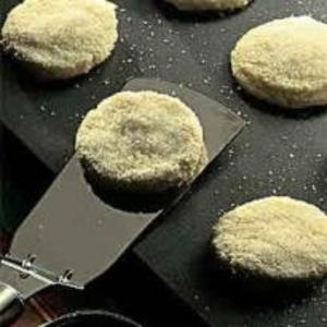 Receita de Biscoito de amêndoa