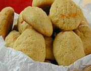 Biscoito de Cenoura