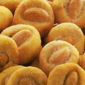 Receita de Biscoito de Chocolate Amargo e Amêndoas