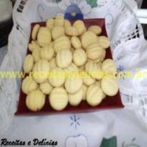 Receita de Biscoito de fécula de batata