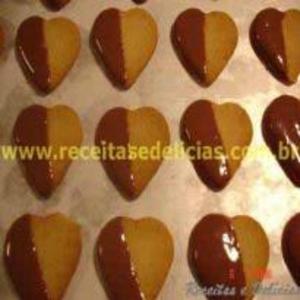 Receita de Biscoito de laranja