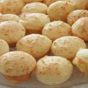 Receita de Biscoito de polvilho azedo com queijo