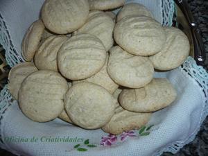 Receita de Biscoito de Polvilho com Raspa de Limão