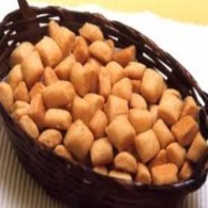 Receita de Biscoito de Queijo Parmesão