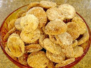 Receita de Biscoitos Crocantes de Café