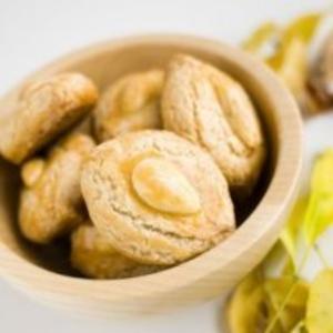 Receita de Biscoitos de amêndoas