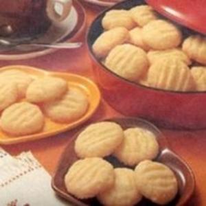 Receita de Biscoitos de Maisena