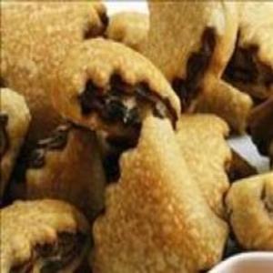 Receita de Biscoitos de Tâmaras