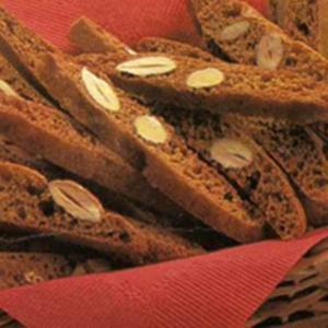 Receita de Biscoitos dos deuses de amêndoas