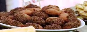 Receita de Biscoitos Floresta Negra