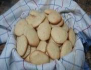 Bolachinha de coco