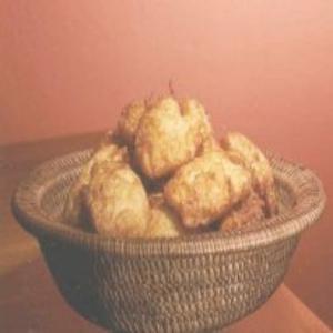 Receita de Bolinho de batata e cebola (Latkes)