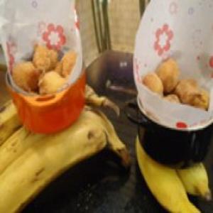 Receita de Bolinho de Chuva de Banana do Edu Guedes