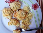 Bolinhos de arroz assados