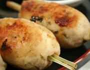 Bolinhos de carne cozidos no vapor