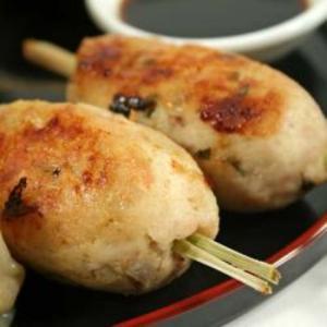 Receita de Bolinhos de carne cozidos no vapor