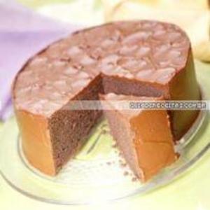 Receita de Bolo clássico de chocolate