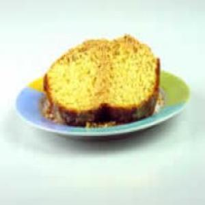Receita de Bolo de Amendoim com Fubá
