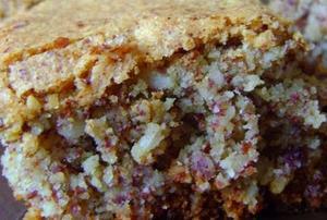 Receita de Bolo de Amendoim para Celíacos e Intolerantes a Lactose