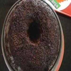 Receita de Bolo de Chocolate Molhado com Fanta