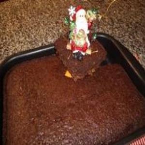 Receita de Bolo de Natal com Frutas Cristalizadas