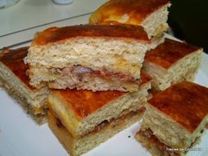 Receita de Bolo de Sardinha