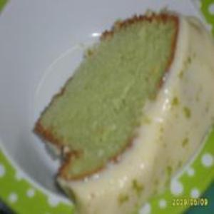 Receita de Bolo escaldado com chá verde