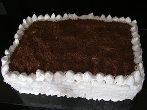 Receita de Bolo Florestinha de Chocolate