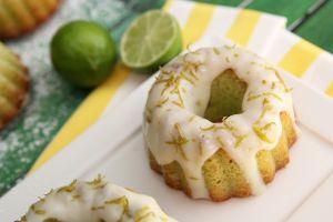 Receita de Bolo Fofinho de Limão com Iogurte